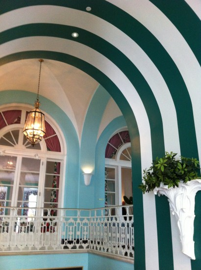 Greenbrier America's Resort Dorothy Draper design