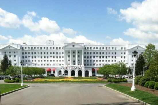 The Greenbrier America's Resort - Destination Wedding Venues - Elizabeth Duncan Events Wedding