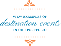 destination events portfolio