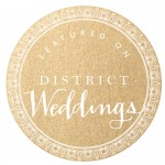 Featured On District Weddings
