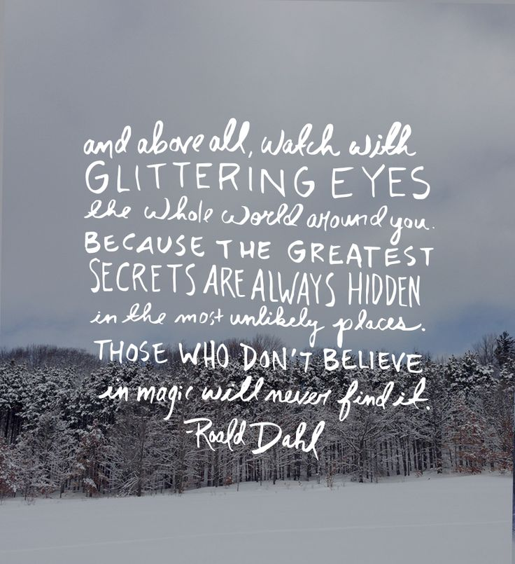 Roald Dahl Magic