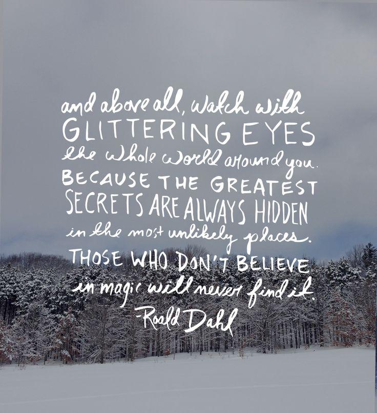 Roald Dahl Magic