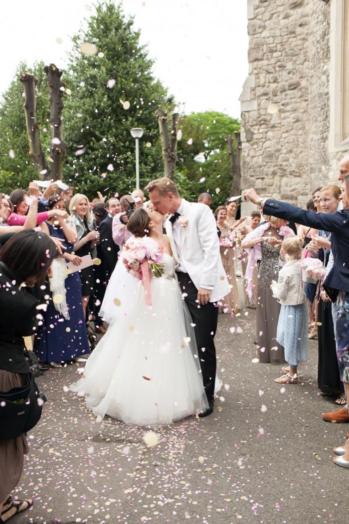 EDE London wedding