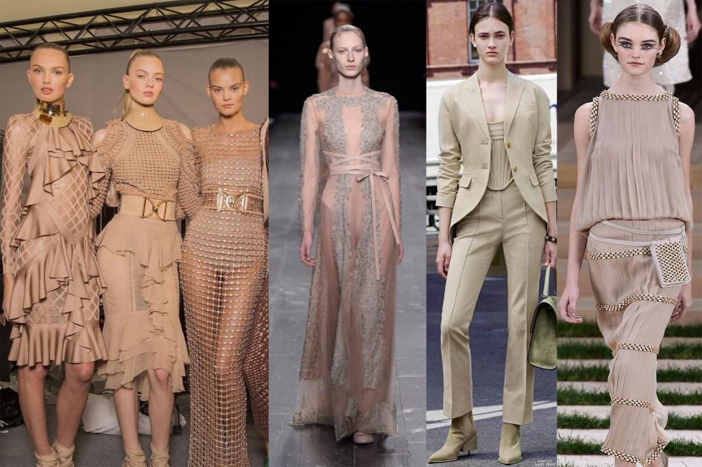 ede 2016 runway trends nude