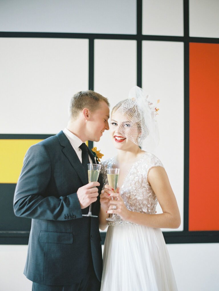 DC Wedding planned at art museum